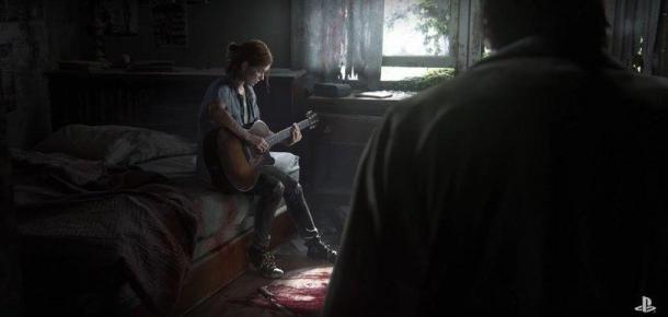 Геймплей The Last of Us: Part 2 с E3 2018 The Last of Us: Part 2